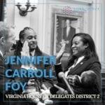 Jennifer Carroll Foy social media pack download