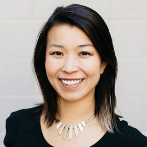 Headshot for Lala Wu, Director of Engagement and Partnerships