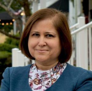 Ghazala Hashmi