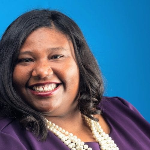 Meet Aisha Sanders, Our Newest Candidate!