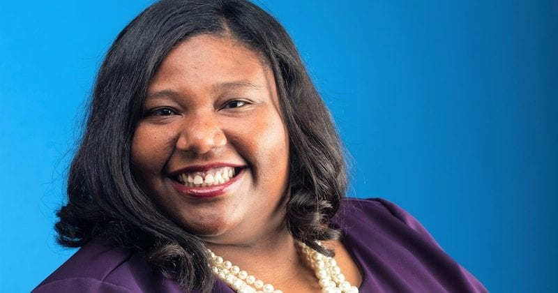 Headshot of Aisha Sanders, Candidate for Mississippi House of Representatives