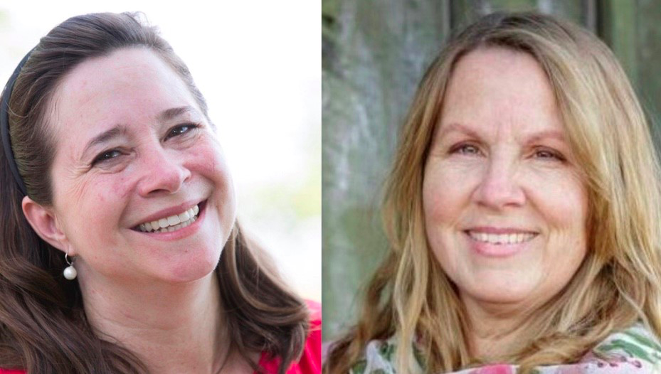 An Evening with Shelly Simonds & Wendy Gooditis