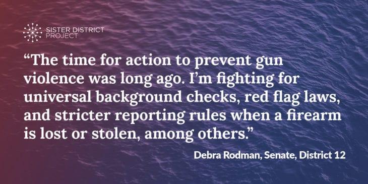 Debra Rodman Quote