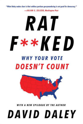 Cover of book Ratfcked by David Daley