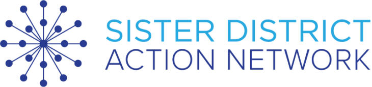 Sister District Action Network SDAN Logo