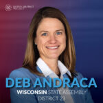 Deb Andraca social media pack download